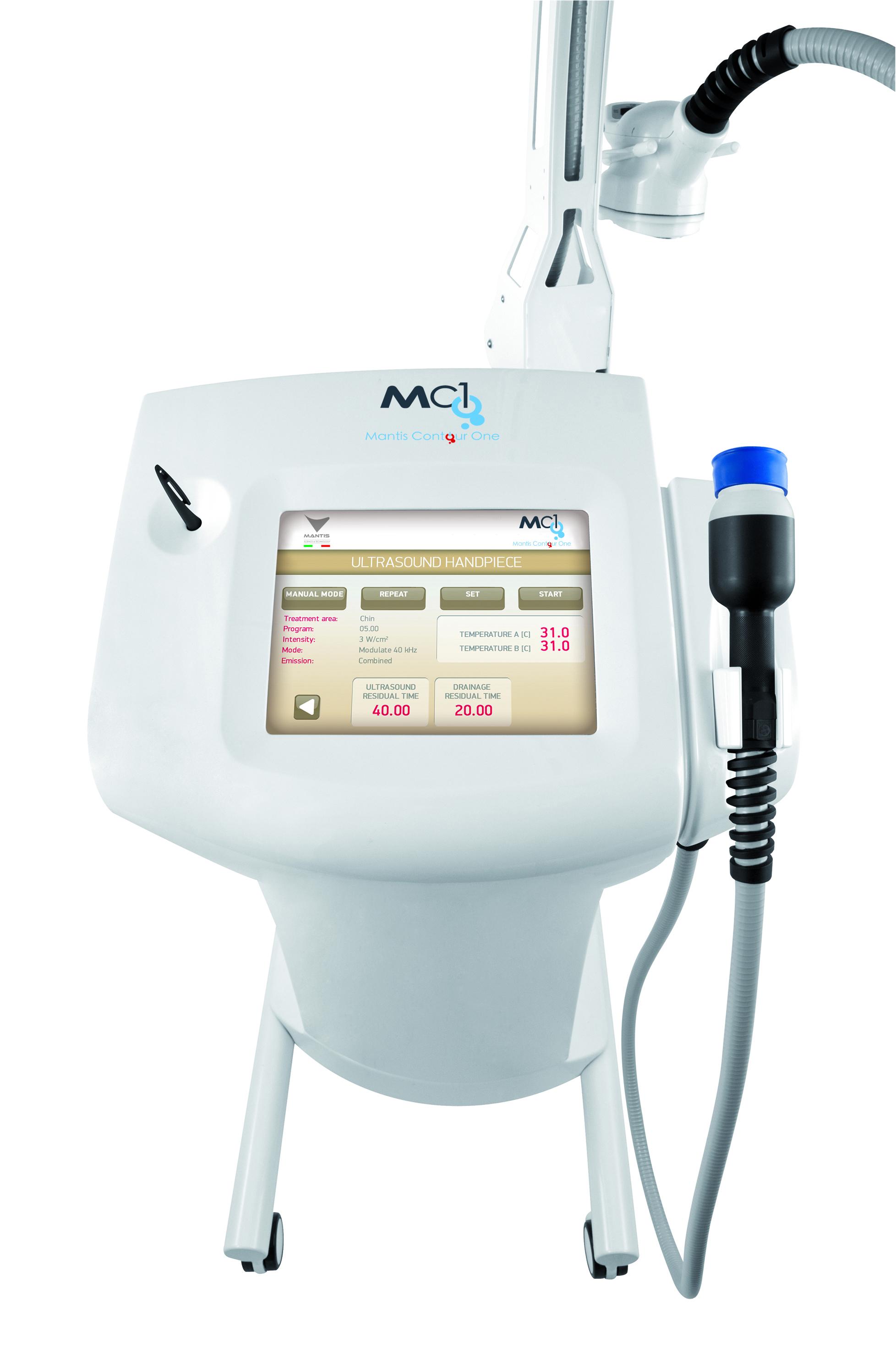 Nuova macchina MC1
